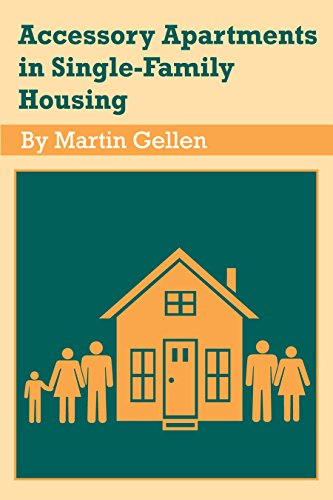 Accessory Apartments in Single-family Housing (English Edition)