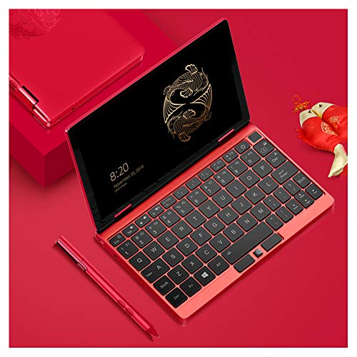 SUIBIAN Laptops, 8.4 Inch 2-in-1 Tablet Fingerprint Recognition I7-10510y16g 2560×1600 Koi Limited Edition Win10 Business Computer 360°yoga4096 Writing Pen