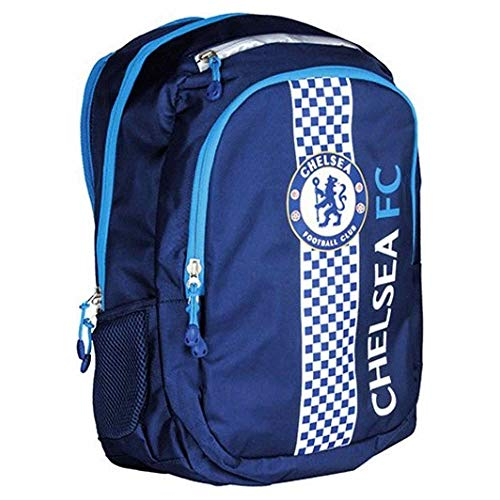 Official Chelsea FC Crest Premium Quality Rucksack With Padded Shoulder Straps