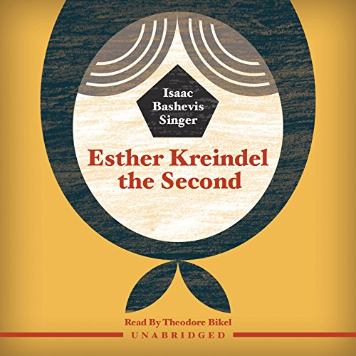 Esther Kreindel the Second audiobook cover art