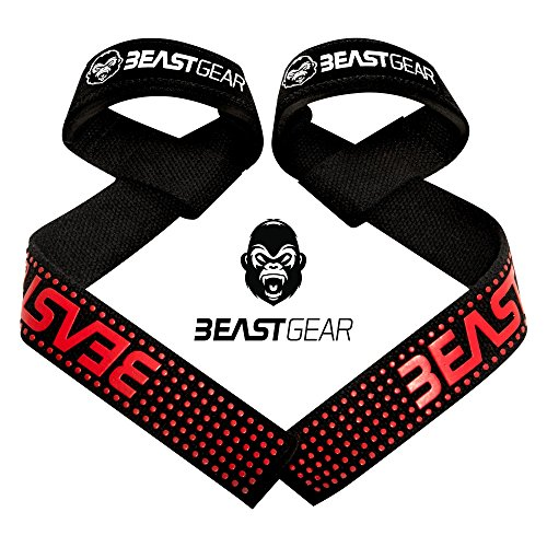 Correas Levantamiento de Pesas de Beast Gear – Correas