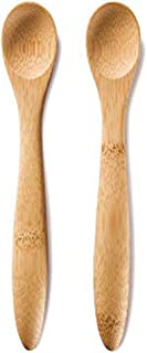 bambu, Baby's Feeding Spoons, 6 Months and Up - Set of 4
