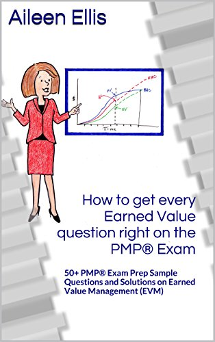 How to get every Earned Value question right on the PMP Exam: 50+ PMP Exam Prep Sample Questions and Solutions  on Earned Value Management (EVM) (PMP Exam Prep Simplified Book 1) (English Edition)