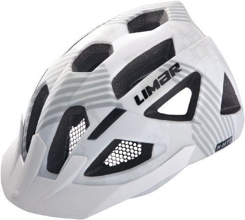 Limar Zubehoer X MTB - Casco para Bicicleta de montaña, Color Blanco,...