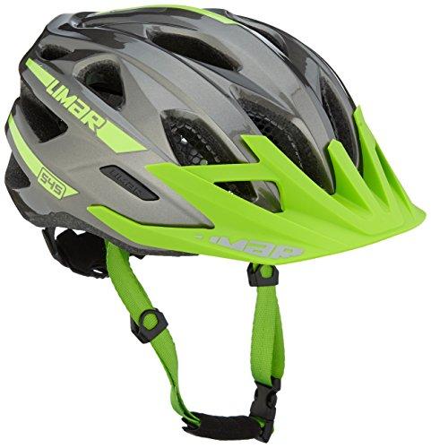 Limar Fahrradhelm 545 MTB Sport Action Radhelm, Titanium Green, M