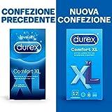 Zoom IMG-1 durex comfort xl preservativi extra