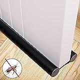 Xnuoyo 90CM Burlete Para Puertas Tope Aislante Para La Puerta Se Utiliza Para La Parte Inferior De...