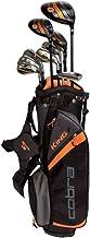 Cobra Golf King Jr Complete Set with Bag (Ages 13-15)
