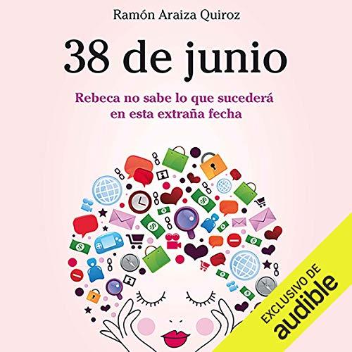 Diseño de la portada del título 38 de junio