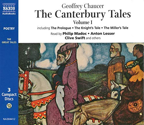 The Canterbury Tales (Classic Literature with Classical Music) (The great tales)
