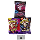 Warheads Candy Variety Pack of (3) - 1 of Each...