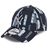 New Era Gorra modelo ALL OVER SCRIPT PRINT 9FORTY NEYYAN marca