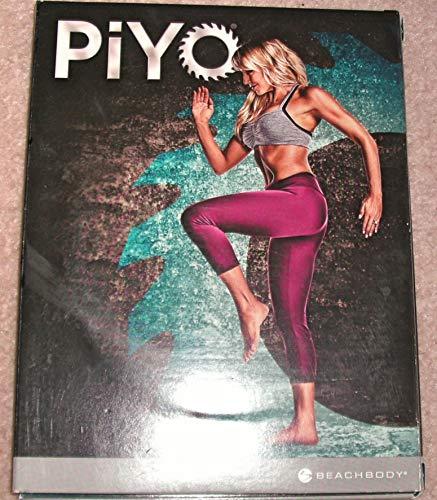 Qspeed PiYo DVD,Chalene Johnson Pilates Yoga Workouts Fitness Program