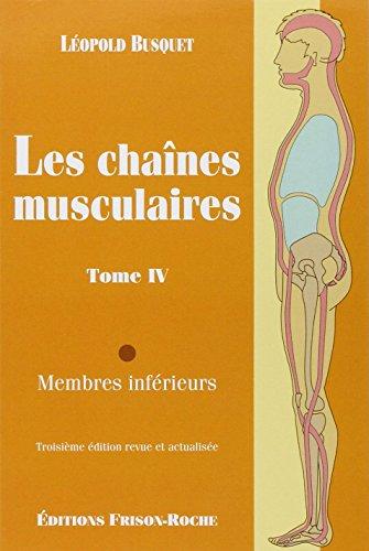 Les Chaînes Musculaires