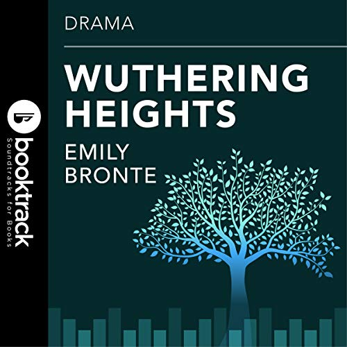 Wuthering Heights audiobook cover art