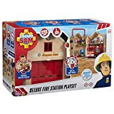 Fireman Sam Deluxe Fire Station Playset by Character Toys