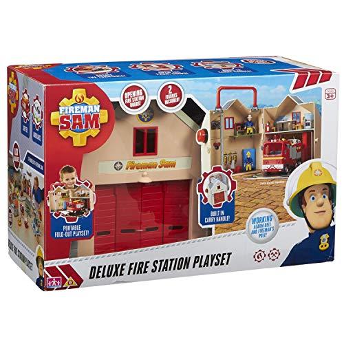 Fireman - Gioco Deluxe caserma dei vigili del fuoco di Sam il Pompiere