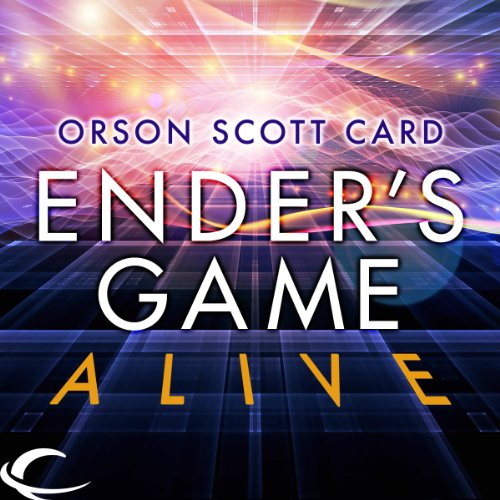 FREE Ender's Game Alive: Chapter 4 cover art