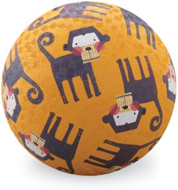 Crocodile Creek Monkeys 7 Play Ball by Crocodile Creek