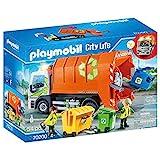 PLAYMOBIL City Life Camión de Reciclaje, A partir de 4 años (70200)