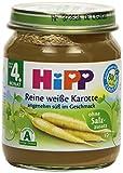 Hipp Gläschen reine weiße Karotte