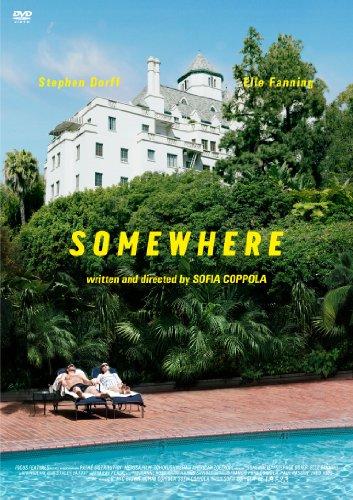 somewhere Blu-ray