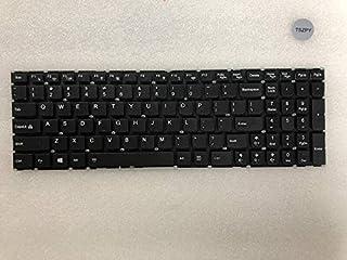 لوحات مفاتيح بديلة - جديدة ل Y50-70 Y50-70 لوحة المفاتيح السوداء الولايات المتحدة بدون إضاءة خلفية
