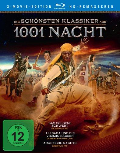 Die schönsten Klassiker aus 1001 Nacht [Blu-ray]