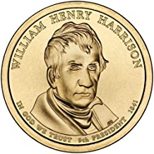 Best william henry harrison presidential $1 coin Reviews