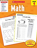 Success With Math: Grade 4 (Scholastic Success with Workbooks: Math)