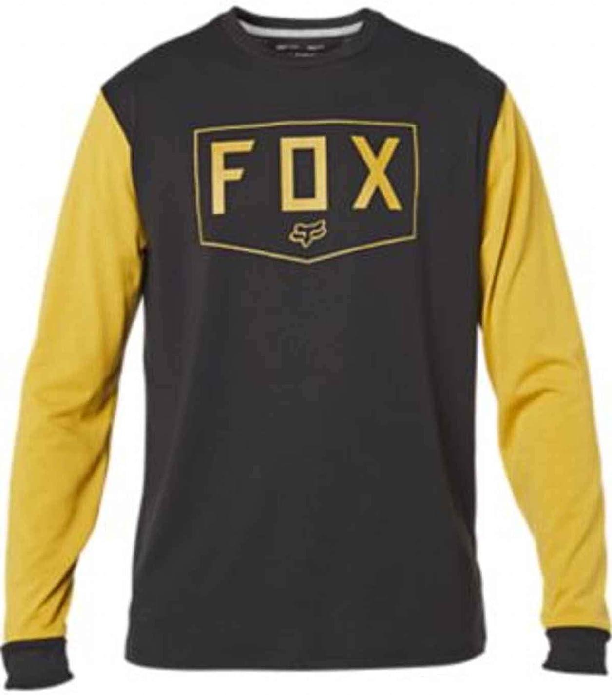 Fox Racing T-Shirt TOURNAMENT Mens Tech Tee BLACK