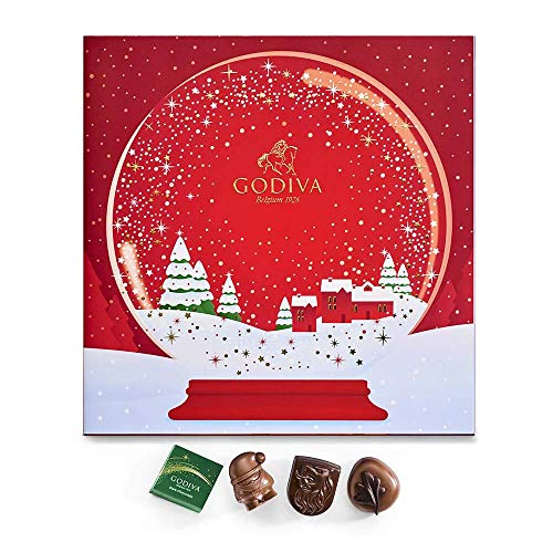 Godiva 2020 Holiday Luxury Chocolate Advent Calendar