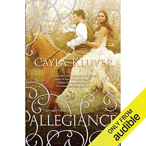 Allegiance Audiobook By Cayla Kluver cover art