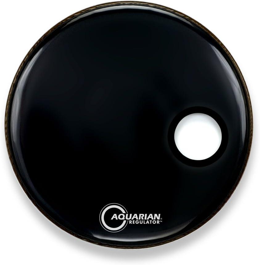 Aquarian Drumheads Drumhead RSM28BK Pack Selling Rare
