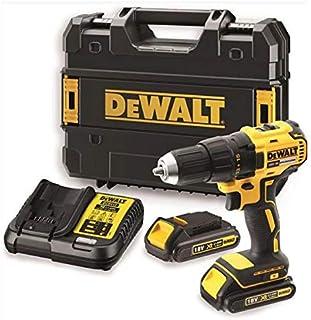 Dewalt DCD777S2-GB 18 V XR LI-ION Brush less 13 mm Compact Drill Driver