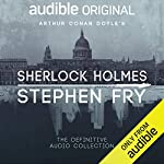 Sherlock Holmes: The Definitive Collection cover art