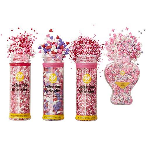 Valentine's Day Sprinkle Set