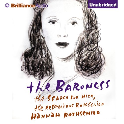 The Baroness audiobook cover art