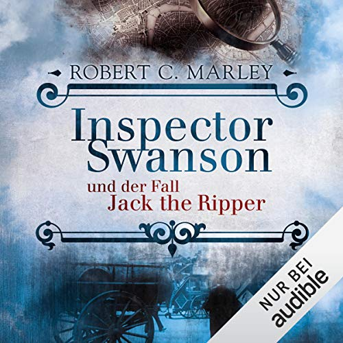 Inspector Swanson und der Fall Jack the Ripper cover art