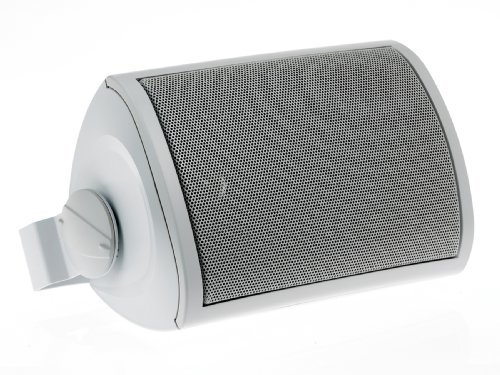 onq/Legrand ms3523wh 3000Series 5.25inch Outdoor Speakers (Pair), White by On–Q/Legrand