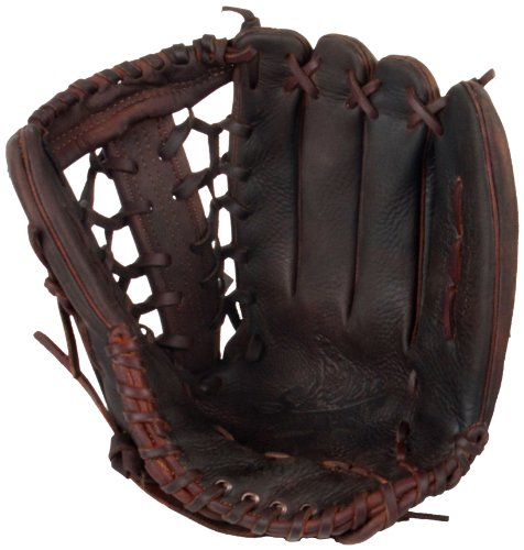 SHOELESS JOE 11 1/2' Proffesional Series Modified Trap Baseball Glove, Right Hand Throw