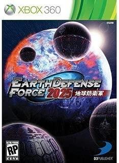 X360 EARTH DEFENSE FORCE 2025