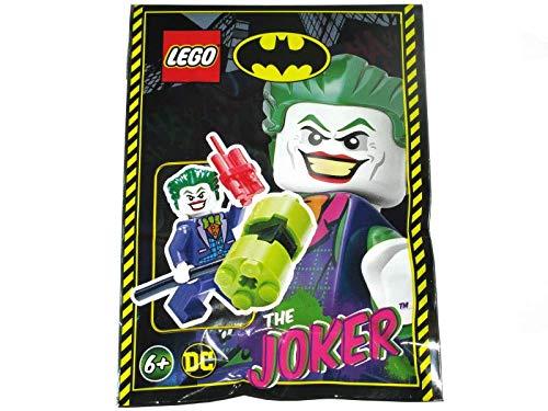 Blue Ocean LEGO Super Heroes The Joker Minifigure Foil Pack Set 211905 (Insacchettato)