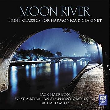 Moon River: Light Classics For Harmonica & Clarinet