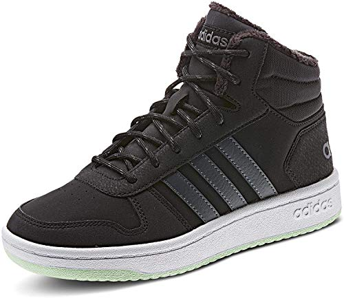 adidas CORE Kinder Sneaker Hoops MID 2.0 K core Black/Grey six/Grey Four F17 30