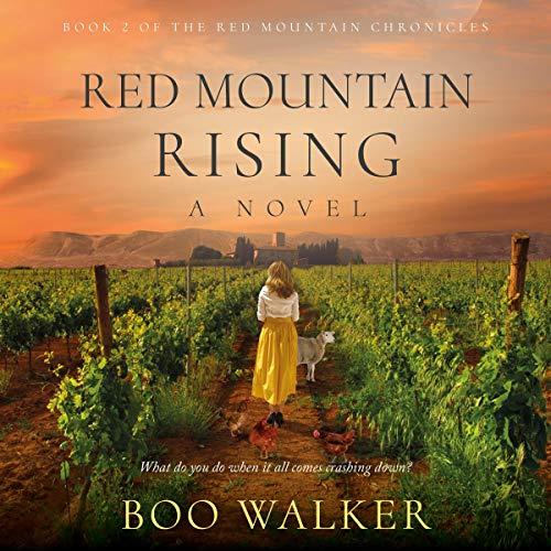 Page de couverture de Red Mountain Rising
