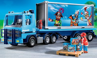 PLAYMOBIL® 4447 - Container-Truck