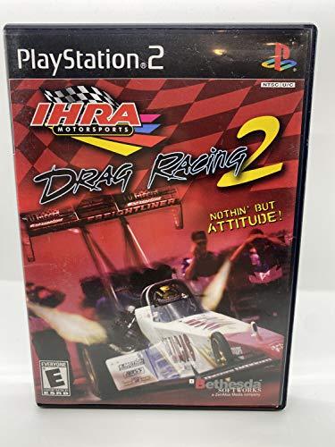 Bethesda Softworks IHRA Motorsports: Drag Racing 2-PS2