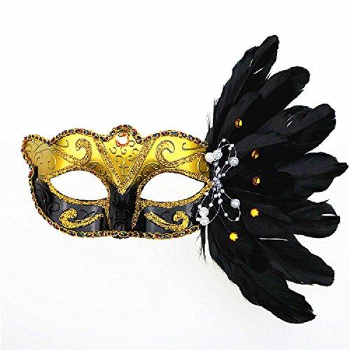 Máscara de máscaras de Halloween de lavanda máscaras de Navidad máscaras