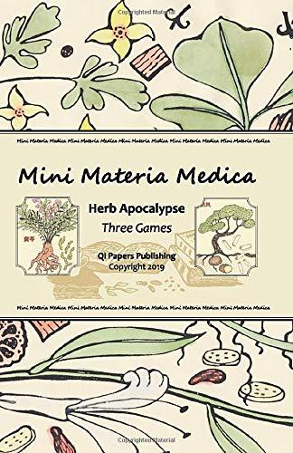 Mini Materia Medica: Herb Apocalypse three Games